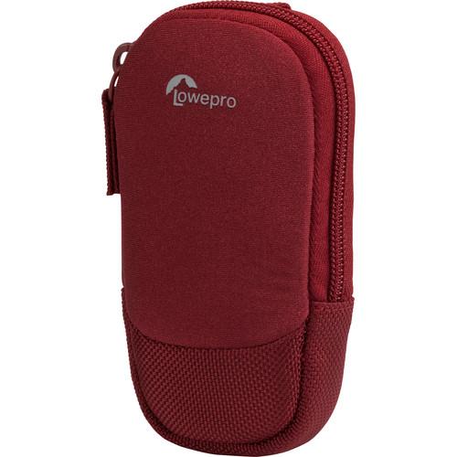 Lowepro Video Pouch 20 (Brick Red)