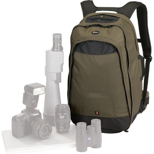 Lowepro Scope Photo Travel 350 AW Backpack (Dark Olive)