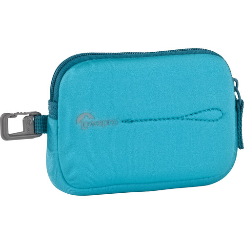 """Lowepro Vail 10 Pouch (4.7 x 1.1 x 3.1"""", Turquoise)"""