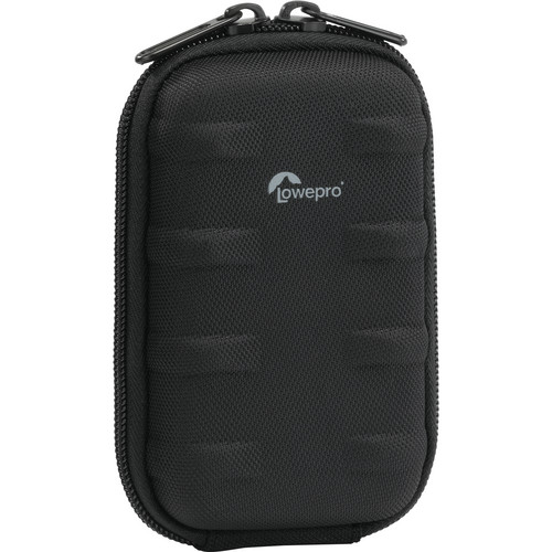 "Lowepro Santiago DV 25 Case (3.5 x 2 x 5.5"" , Black)"