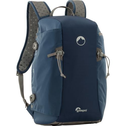 Lowepro Flipside Sport 15L AW Daypack (Blue/Light Gray)