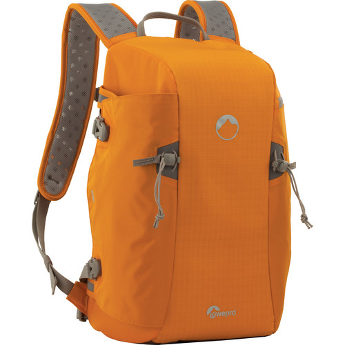 Lowepro Flipside Sport 15L AW Daypack (Orange/Light Gray)