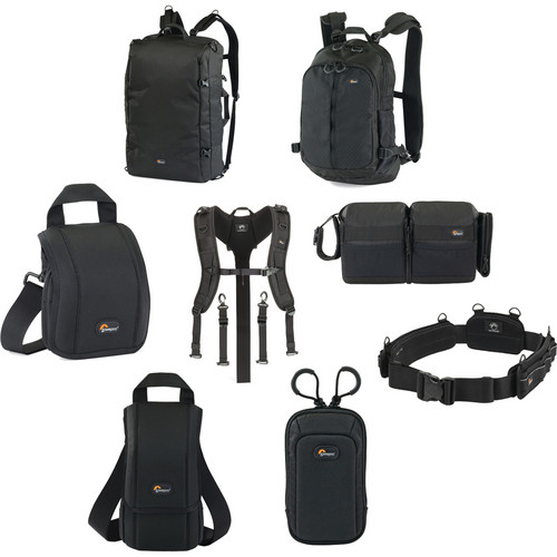 Lowepro Multimedia Photographer Kit
