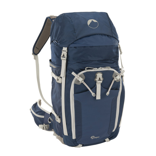 Lowepro Rover Pro 45L AW Backpack (Galaxy Blue with Light Gray Trim)