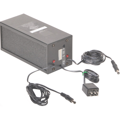 Lumedyne Dual Hyper Charger w/Gauge for USA (90-260VAC)