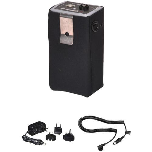 Lumedyne HV Megacycler High Voltage Battery Pack Kit For Canon Speedlites