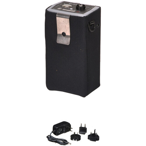 Lumedyne HV Ultra Megacycler Battery and Single Quick Charger Kit