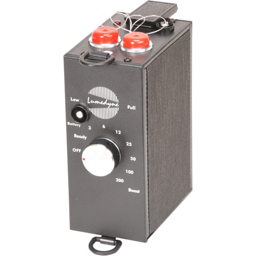 Lumedyne P2BX Power Supply