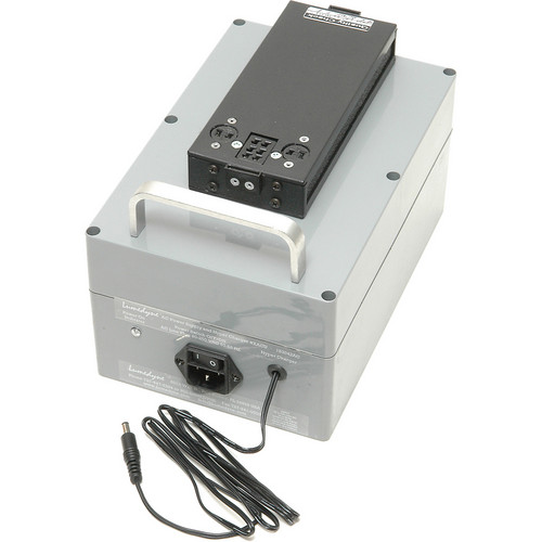 Lumedyne AC Power Supply Base - 60A