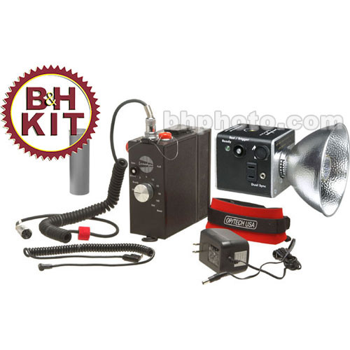 Lumedyne ZK24 200 W/S Basic Extra Fast Kit