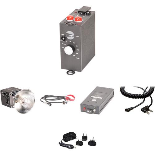 Lumedyne ZK40 400 W/s Basic Fast Kit