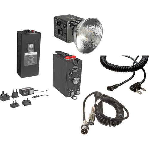 Lumedyne ZK46 400 W/S Deluxe Extra Fast Kit