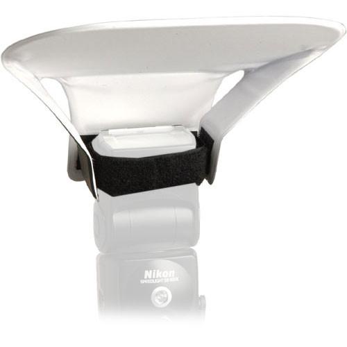 LumiQuest Midi Bouncer - for Larger Flash Units (Metz/Sunpak Handle Mounts)