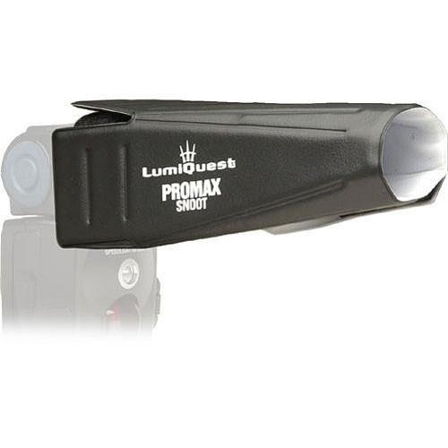 LumiQuest Snoot - for Shoe Mount Flash