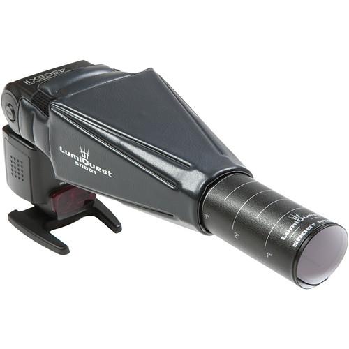 LumiQuest Snoot XTR for Portable Flash