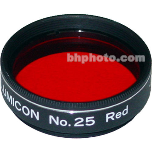 "Lumicon Red #25 1.25"" Filter"