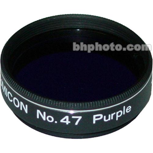 "Lumicon Violet #47 1.25"" Filter"
