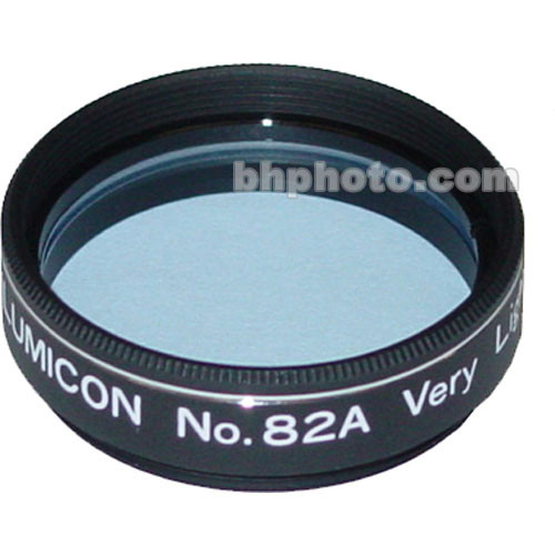 "Lumicon Light Blue 82A 1.25"" Filter"