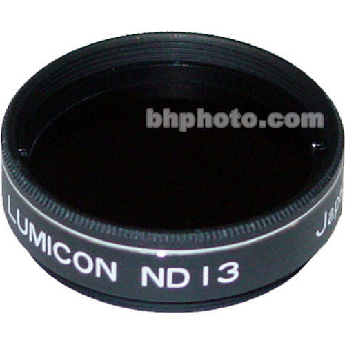 "Lumicon Neutral Density #13 1.25"" Filter"