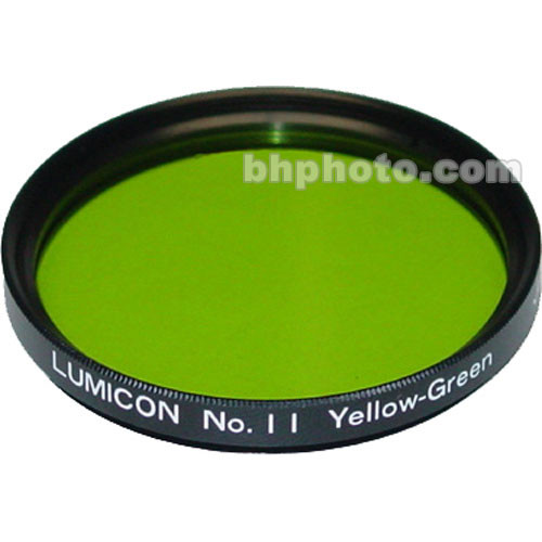 "Lumicon Yellow-Green #11 48mm Filter (Fits 2"" Eyepieces)"