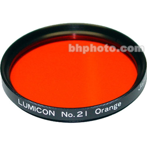 "Lumicon Orange #21 48mm Filter (Fits 2"" Eyepieces)"