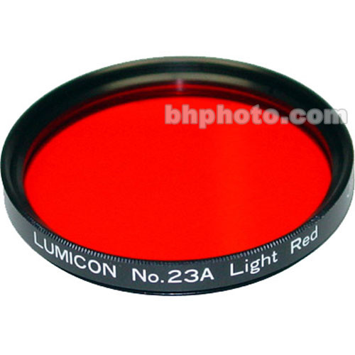 """Lumicon Light Red #23A 48mm Filter (Fits 2"""" Eyepieces)"""