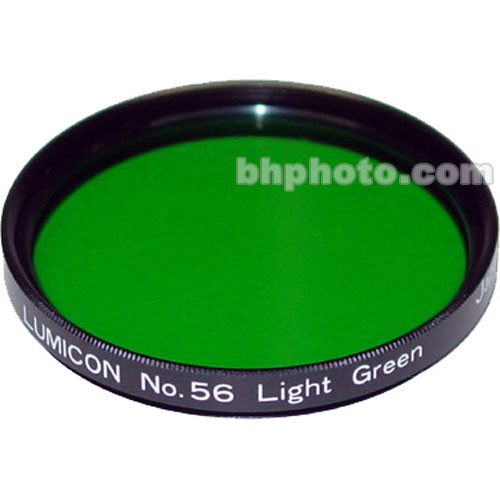 "Lumicon Green #56 48mm Filter (Fits 2"" Eyepieces)"