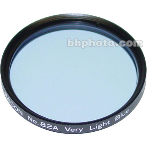 "Lumicon Light Blue 82A 48mm Filter (Fits 2"" Eyepieces)"
