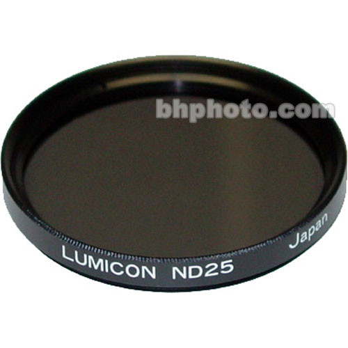 "Lumicon Neutral Density #25 48mm Filter (Fits 2"" Eyepieces)"