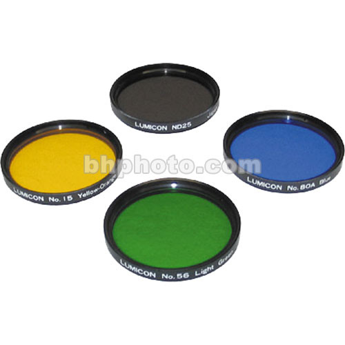 "Lumicon 48mm Lunar & Planetary Filter Set (Fits 2"" Eyepieces)"