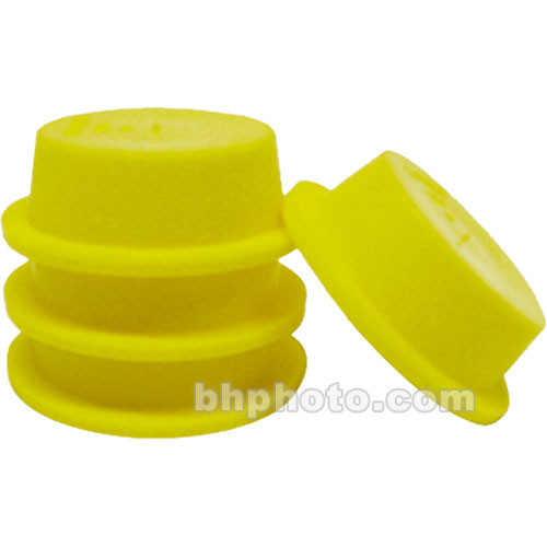 "Lumicon Yellow Dust Plugs for 2"" Focusers (Pack of 4)"