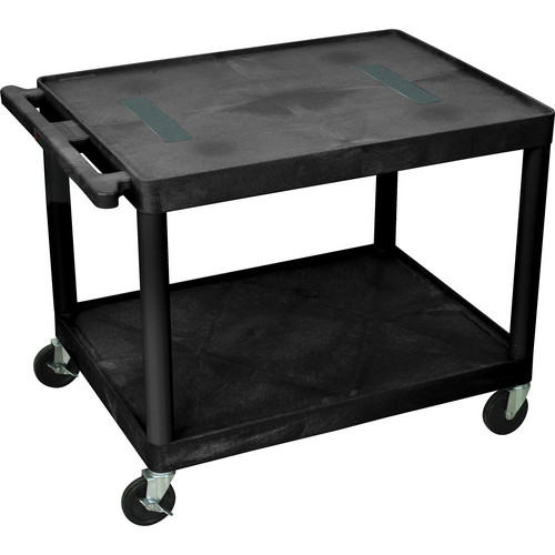 "Luxor 27"" LP Table w/Electric 32x24"" (Black)"