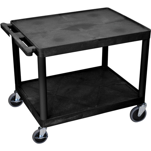 "Luxor 27"" LP Table 32x24"" (BLACK)"