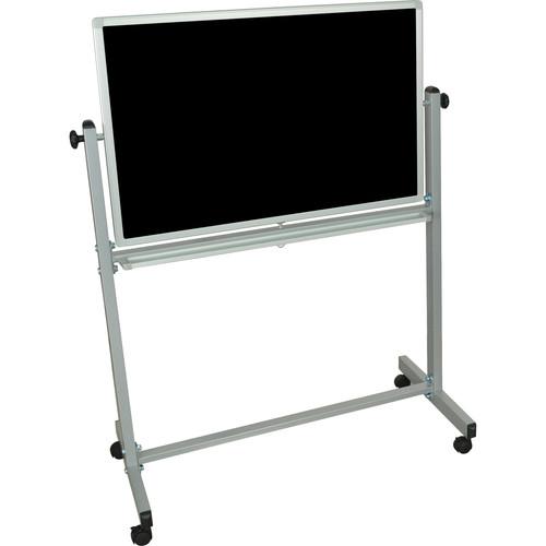 Luxor MB3624 Reversible Chalk/Dry Erase Board
