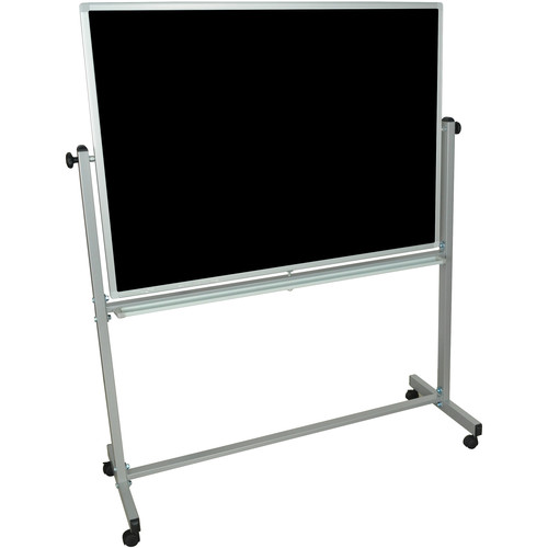 Luxor MB4836 Reversible Chalk/Dry Erase Board