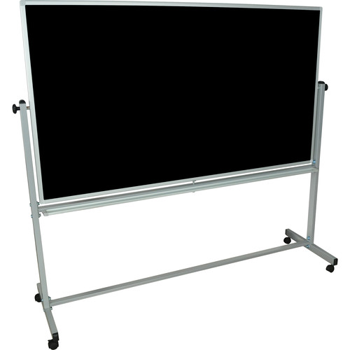 Luxor MB7240 Reversible Chalk/Dry Erase Board