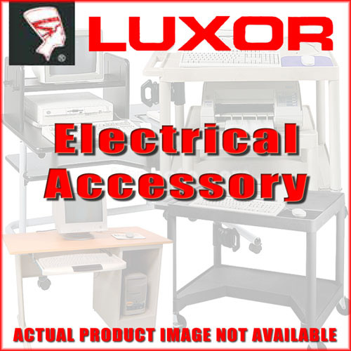 Luxor Electrical Cord Winder for Small Endura Carts