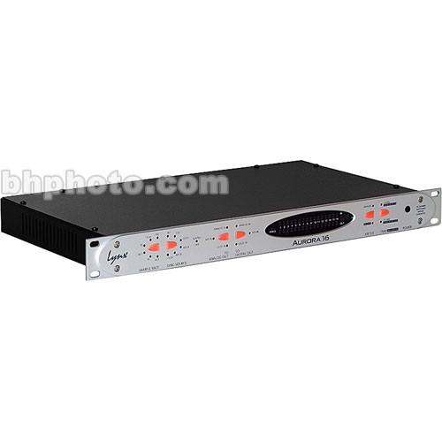 Lynx Studio Technology Aurora 16 A/D and D/A Converter