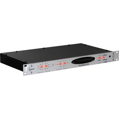 Lynx Studio Technology Aurora 16 LT-USB AD/DA Converter