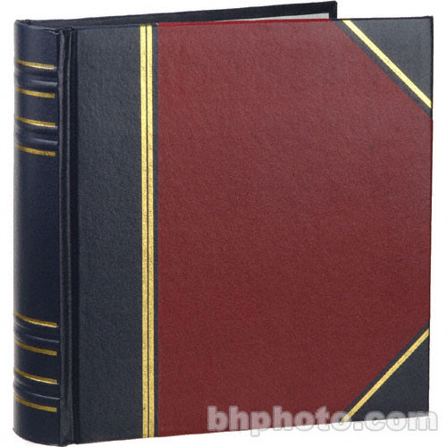 "MBI Memo Ledger Album - Holds 200 4x6"" Photos"