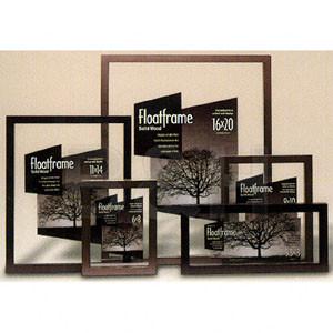 "MCS Wood Float Frame - 11x14"", Black"