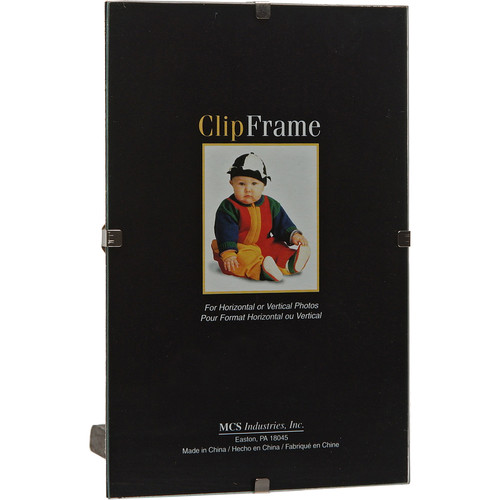 "MCS Clip Frame (5 x 7"")"