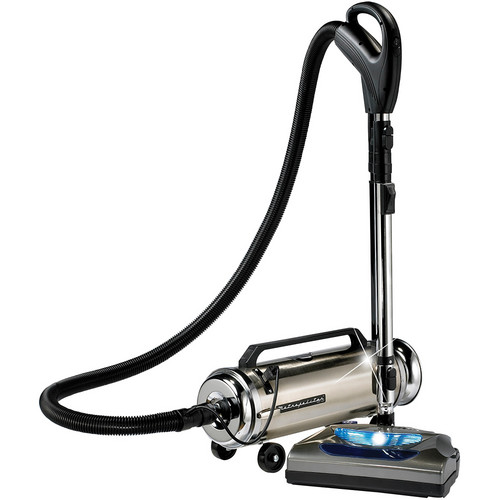 METRO DataVac OV-4PNHSF Metropolitan Professional Stainless Canister Vac