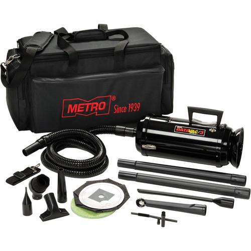 METROVAC DataVac Pro Series Toner Vac & Micro Cleaning Tools (1.17 HP Motor)