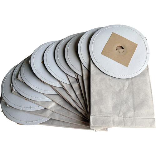 METRO DataVac TM-215-10AD Disposable Paper Bags for ADM Series (10 Pack)