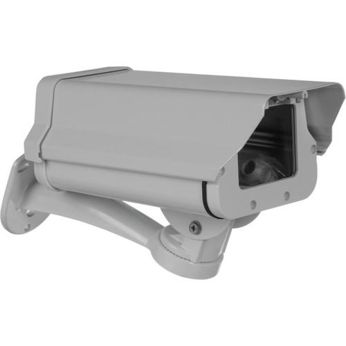 "MG Electronics CAMH-400K 12"" Outdoor Aluminum Camera Housing with Wall Bracket"