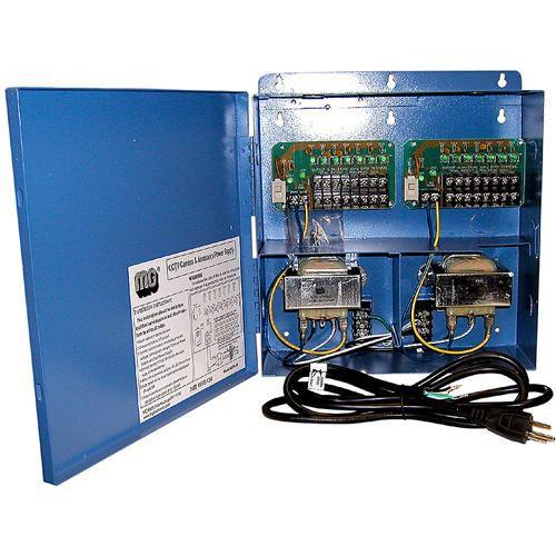 MG Electronics DPS-16-UL 16-Camera 24VAC 4A Distributed Power Supply