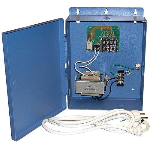 MG Electronics DPS-4-UL 4-Camera 24VAC 4A Distributed Power Supply
