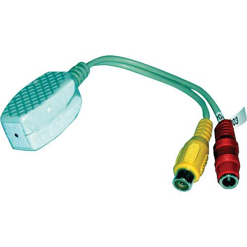 MG Electronics MG-107 Mini Audio Pick-Up Microphone