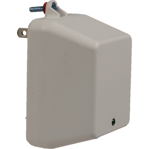 MG Electronics MGT2420 24 VAC 20 VA Class II Plug-In Power Supply, UL/CSA Approved, White Housing